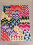 Bargello Patterns from Pinterest by wolfepaw