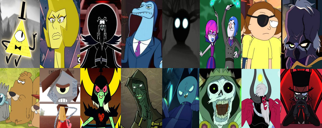 Best Cartoon Villains Of The 2010s | pictandpicture org