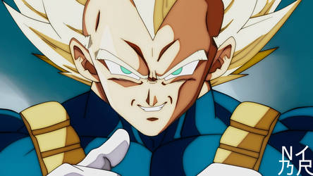 I am Super Vegeta!