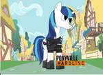 Ponyville Hardline (Comic?)