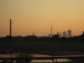 T.O. Sunset by eriin