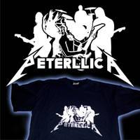 Peterllica-Shirt