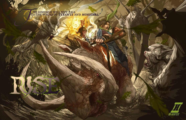 Tyrants and Monsters by InHiatusStudios
