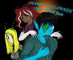 Happy Halloween- Shark Bait