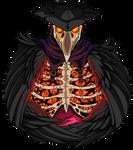 Plague Doctor [orange]
