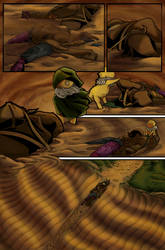 Mecha and Stem Issue 1 pg.3 by Empty-Brooke