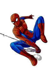 Spider-Man by Empty-Brooke
