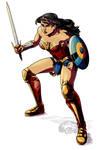 Wonder Woman by Empty-Brooke