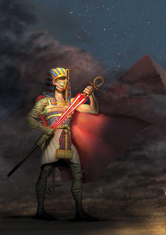 The Pharaoh strikes back