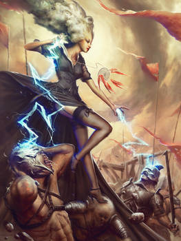 Thunder Witch