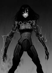 Dark Cybernetic 3 by Quentinvcastel