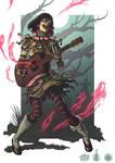 Voodoo girl - Arcane Idol