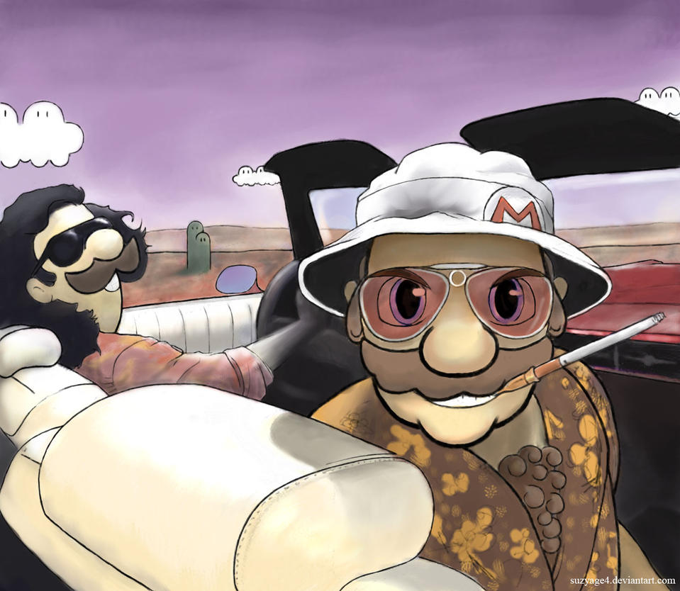 Fear and Loathing by suzyage4