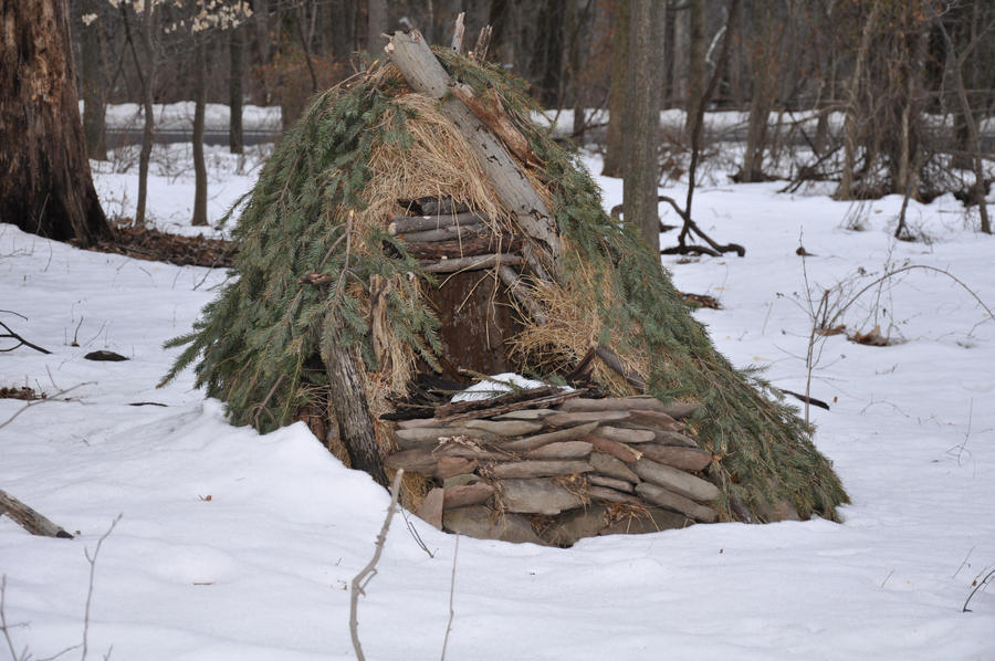 Tips to Keep Warm While Winter Camping  |Heated Winter Camping Shelters