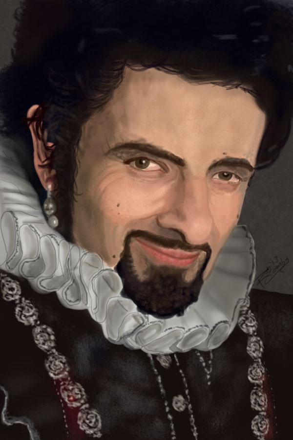 Blackadder! Blackadder! by rwcombs on DeviantArt