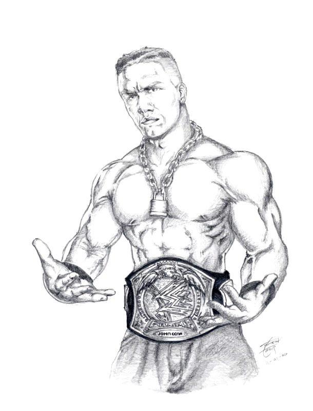 John Cena By Iceman47536