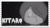 Gegege no Kitaro Stamp by italy4eva