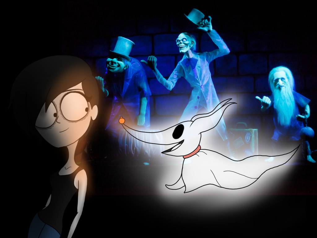 A ghost dog will follow you home... by ElsaPhantomhive7