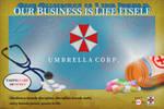 Umbrella Corp. 80's Propaganda