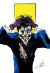 The Joker - Coloured