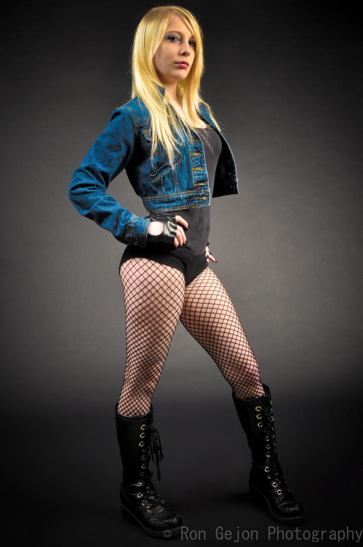 Black Canary Cosplay by