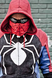 Spider-Man Variant Cosplay by RonGejon