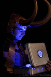 Loki Cosplay by RonGejon