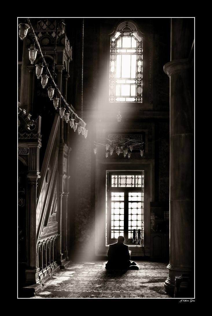 La memoria de las ciudades: luz interior by Cromosoma123