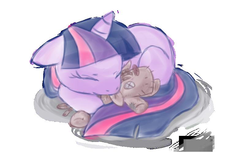 Smartypants Snuggles by MangaKa-Girl