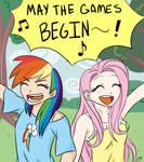 May the Games Begin