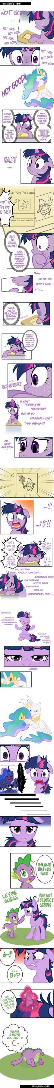 Twilight's Test by MangaKa-Girl