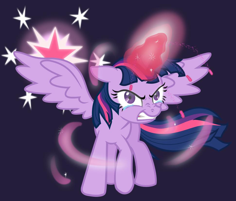 Alicorn Twilight by MangaKa-Girl