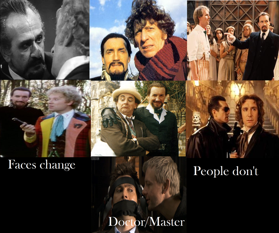 Master and doctor