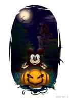 +Happy Halloween+ by KirraDes
