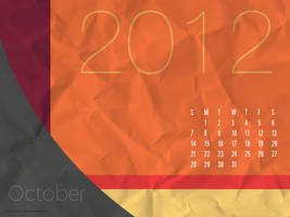 October 2012 by MonkeyMan504