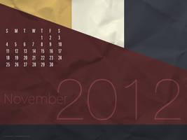 November 2012 by MonkeyMan504