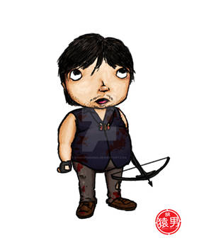 FatKid Project - Daryl Dixon