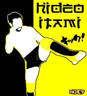 Hideo Itami T-Shirt Design