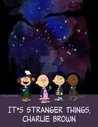 It's Stranger Things, Charlie Brown