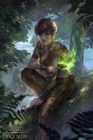 Elder Scrolls Legends : Treesap Sentinel