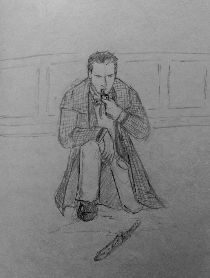 Holmes by Dwigth
