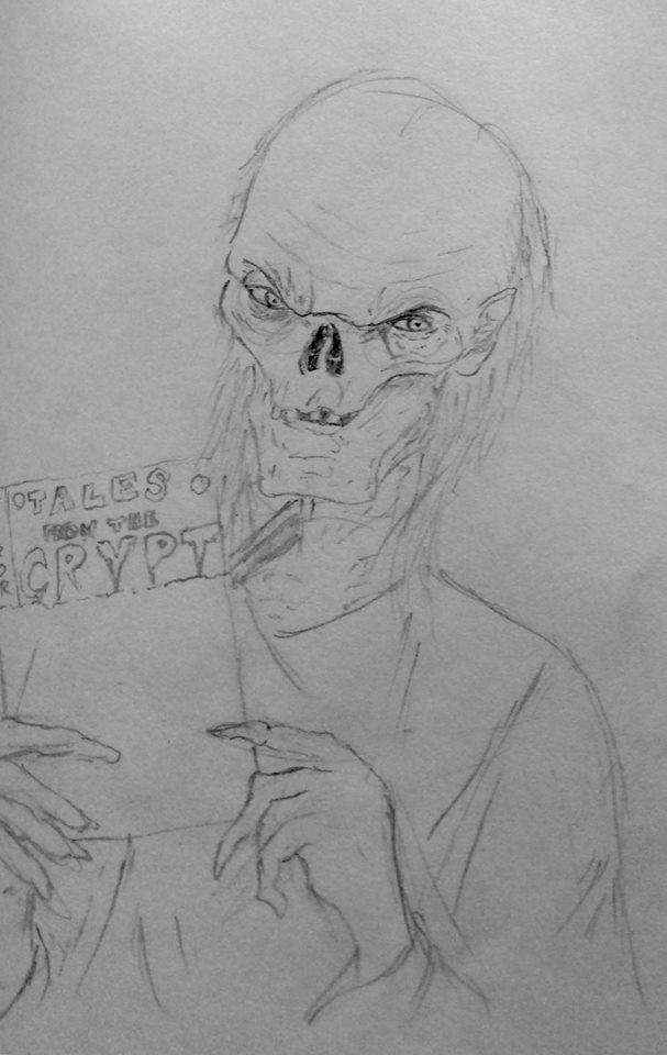 Crypt Keeper by Dwigth