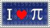 I Heart Pi by Katsumi-chan