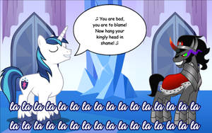 SBSP Reference in MLP: You Are Bad