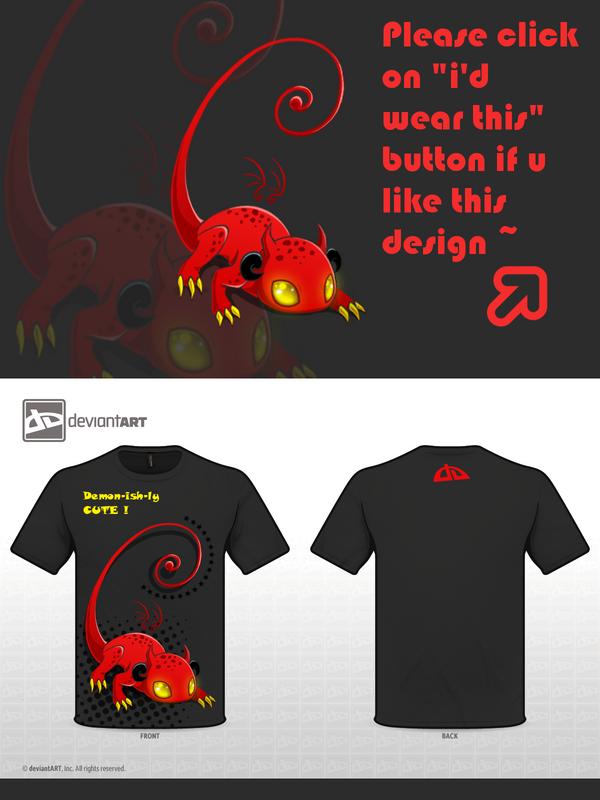 DA cute monster contest by Rorita-Sakura