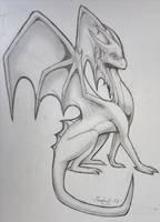 Random Dragon by Rorita-Sakura