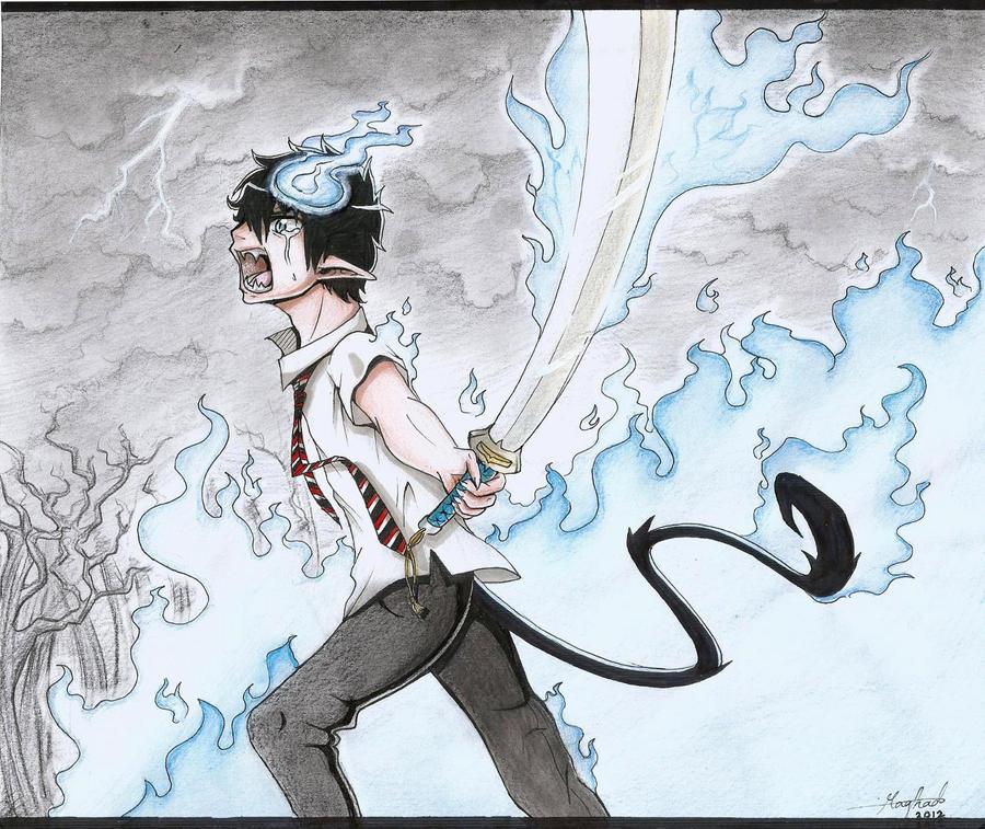 .:Demon's rage:. by Rorita-Sakura