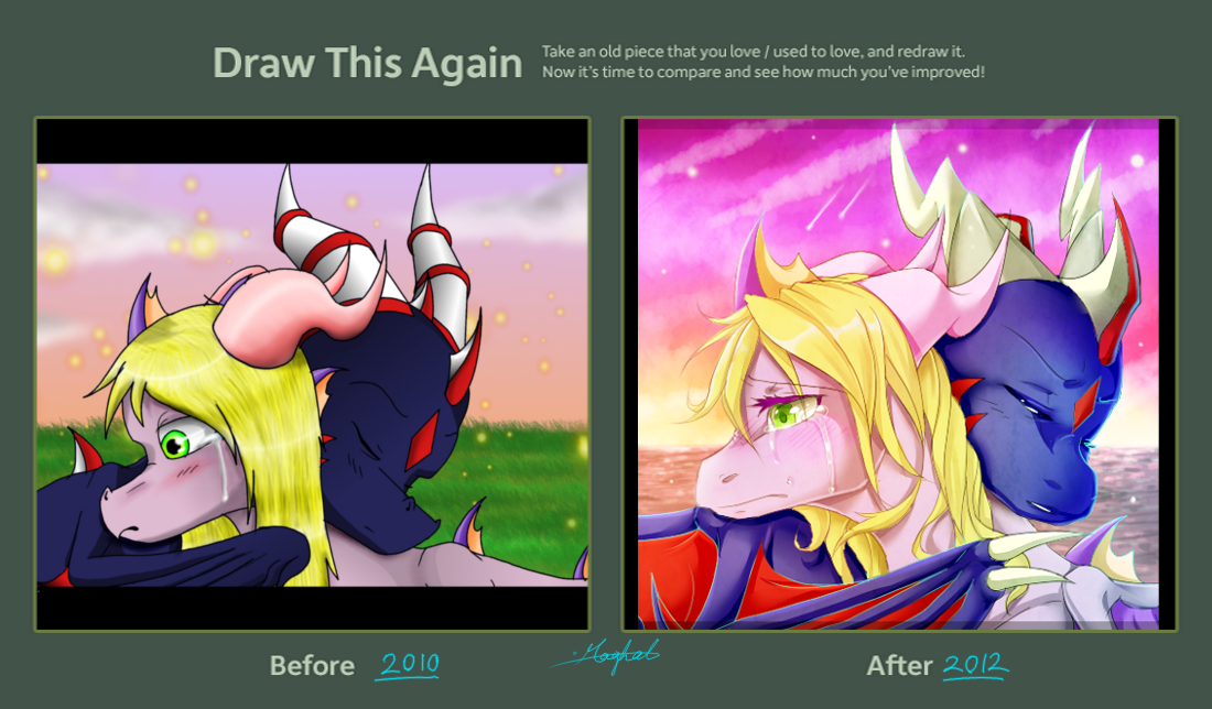 Draw it again CE by Rorita-Sakura