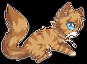 Morgan mini pixel by Rorita-Sakura