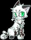Bastet mini pixel by Rorita-Sakura